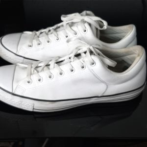 LEATHER Converse ALL STAR LOW TOP LEATHER 13
